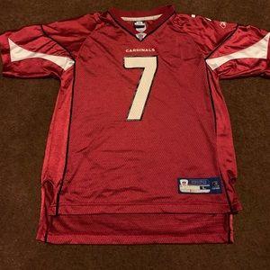 Large 14-16 cardinals jersey